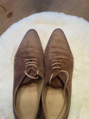 Schnür Schuhe Donna Carolina Gr.38