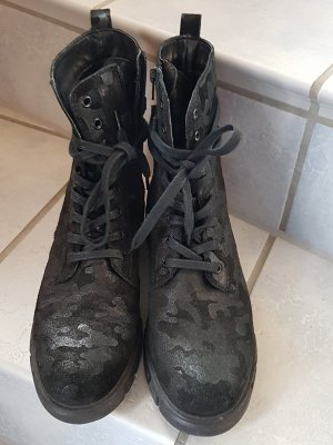Marco Tozzi Chukka boot noir