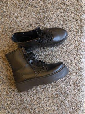 Asos Chelsea Boots black