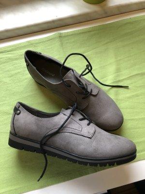 Graceland Chaussures à lacets gris