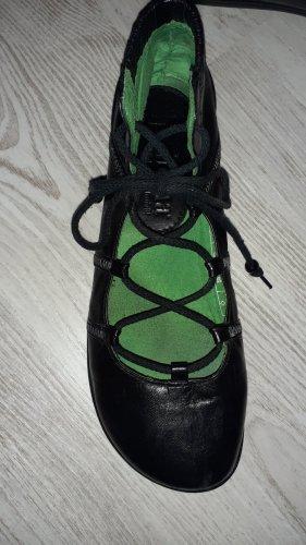 Bama Chaussures à lacets noir
