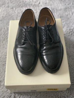 Gant Zapatos estilo Oxford negro