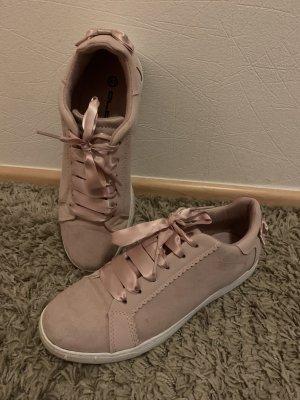 Deichmann Zapatos brogue rosa