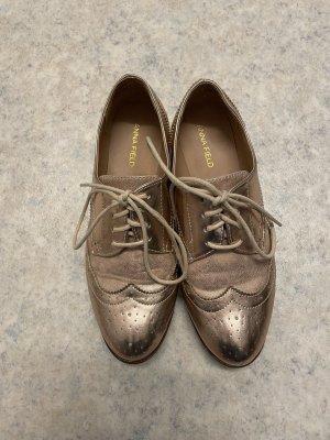 Anna Field Sznurowane buty Wielokolorowy