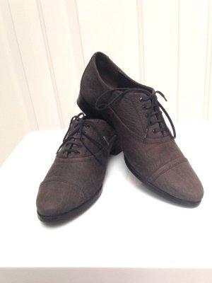Schnürschuhe Loafer Flats