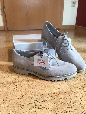 Tamaris Scarpa stringata grigio chiaro-grigio
