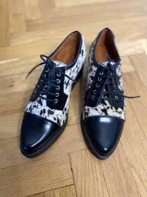 Sixtyseven Lace Shoes multicolored leather