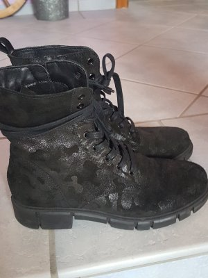 Marco Tozzi Lace-up Boots black