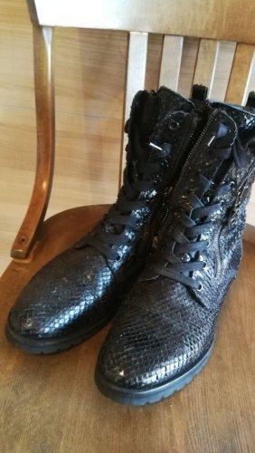 Lavorazione Artigiana Lace-up Boots black