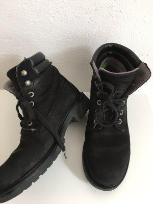 Tamaris Chelsea Boot noir-gris anthracite