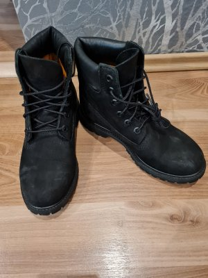 Timberland Bottes de neige noir