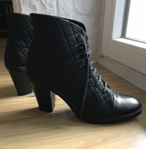 ae elegance Bottines à lacets noir