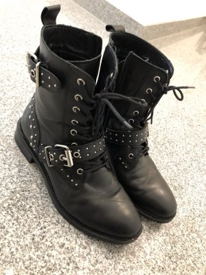 About You Ankle Boots black
