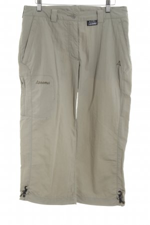 Schöffel 7/8 Length Trousers sage green athletic style
