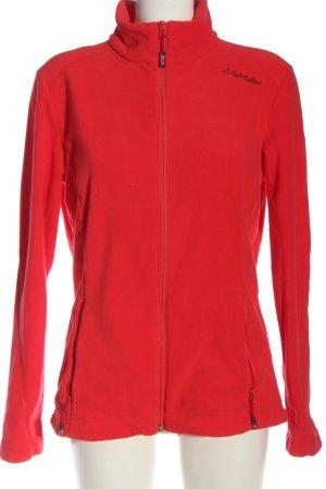Schöffel Fleece Jackets red casual look