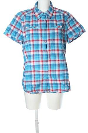 Schöffel Blusa-camisa estampado repetido sobre toda la superficie look casual
