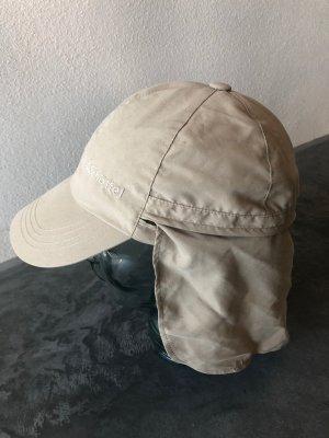 Schöffel Kapelusz przeciwsłoneczny beżowy-jasnobeżowy