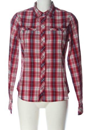 Schöffel Camicia da boscaiolo motivo a quadri stile casual