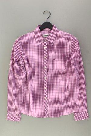 Schöffel Camicia a scacchi lilla-malva-viola-viola scuro Poliestere
