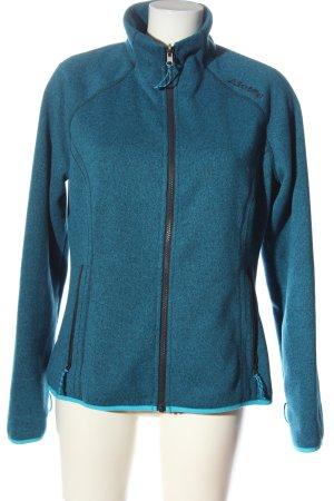 Schöffel Shirtjacke blau Casual-Look