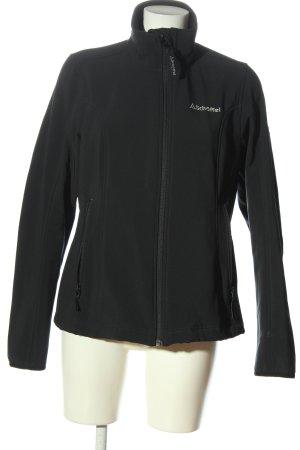 Schöffel Softshell Jacket black casual look