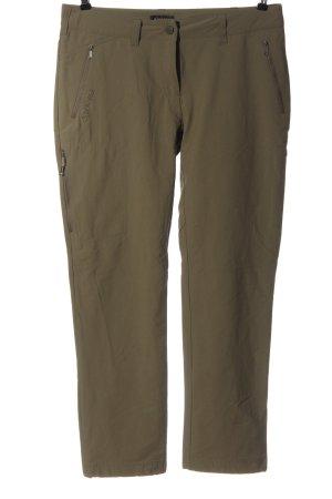 Schöffel Jersey Pants khaki casual look