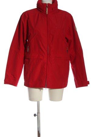 Schöffel Übergangsjacke rot Casual-Look