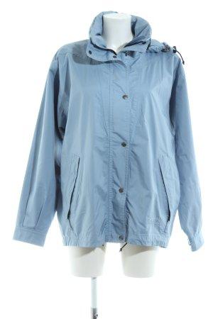 Schöffel Übergangsjacke blau Casual-Look