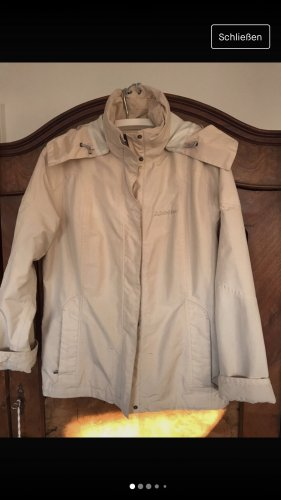 Schöffel Outdoor Jacket cream-oatmeal