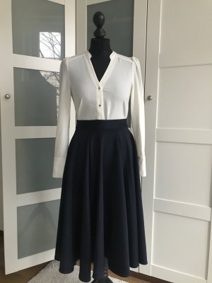 Closet Midi Skirt dark blue