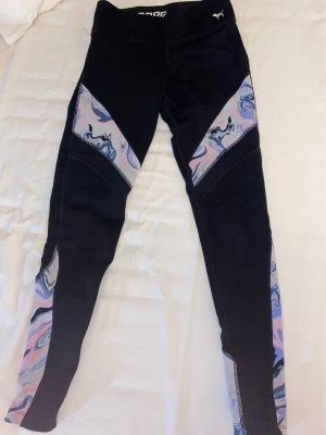 Pink Victoria's Secret Leggings multicolor