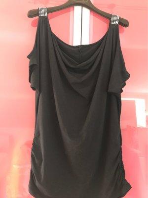 0039 Italy T-shirt czarny