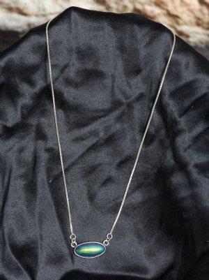 Schöne 925 Silberhalskette