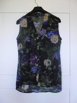Schöne ärmellose Bluse von Esprit - Gr. 36 - NEUWERTIG