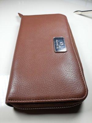Aigner Wallet brown