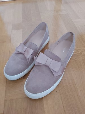 Graceland Slip-on Sneakers white-rose-gold-coloured