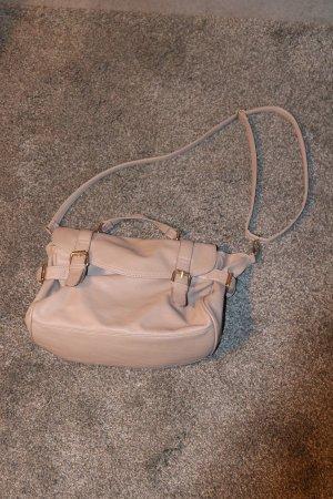 Schöne beige Tasche