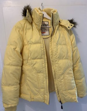 Big Star Winter Jacket yellow