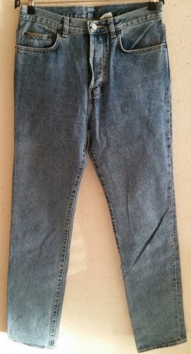 Calvin Klein Jeans Boyfriend jeans blauw