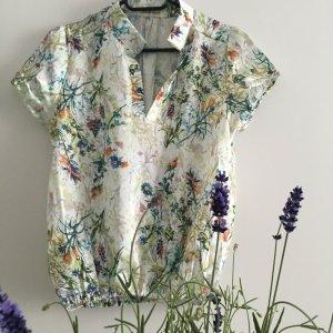schöne Blogger Bluse Oberteil Shirt ungetragen