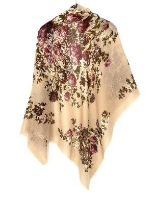 Schöne Blume Halstücher Schal