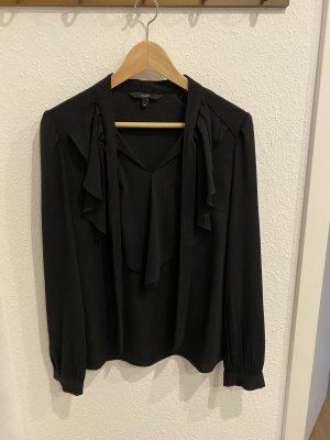 Vero Moda Blusa con lazo negro