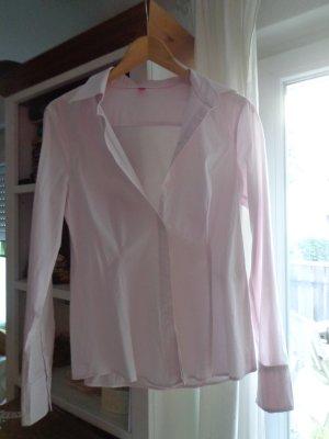Schöne Bluse Hemd rosa