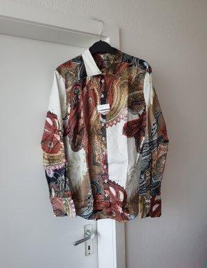 schöne Bluse Hemd von Franco Callegari Gr. 44 Neu, mit Etikett
