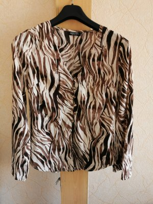 Nasty Gal Long Sleeve Blouse multicolored