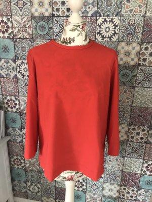Schöne Bluse in rot von 42 von Esmara