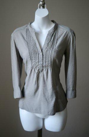 ♡ Schöne Bluse mit 3/4-Ärmeln und Stehkragen von H&M, Top-Zustand, NP 15€ ♡