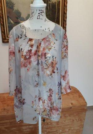 Schöne Bluse mit Blumenmuster