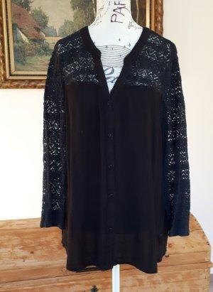 AJC Tunique-blouse noir