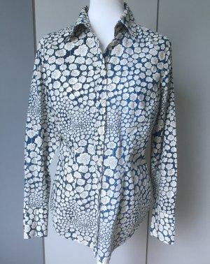 0039 Italy Blusa-camisa multicolor Algodón